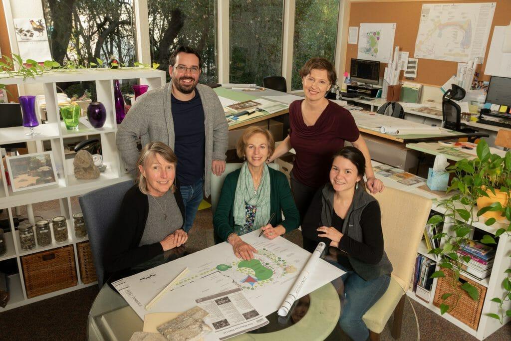 SFLA team at work